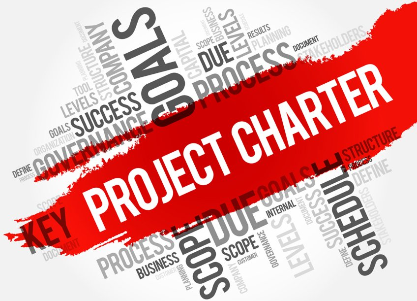 The Project Charter poster image